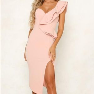 ISO Hello Molly Pink Caruso Dress XS, US 2, AUS 6